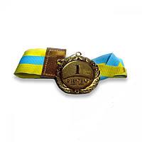 Медаль золото