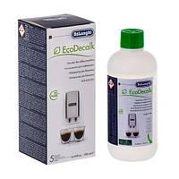 Жидкость для удаления накипи DeLonghi EcoDecalk (500 мл) (Средство от накипи delonghi) DLSC500/SER 3018