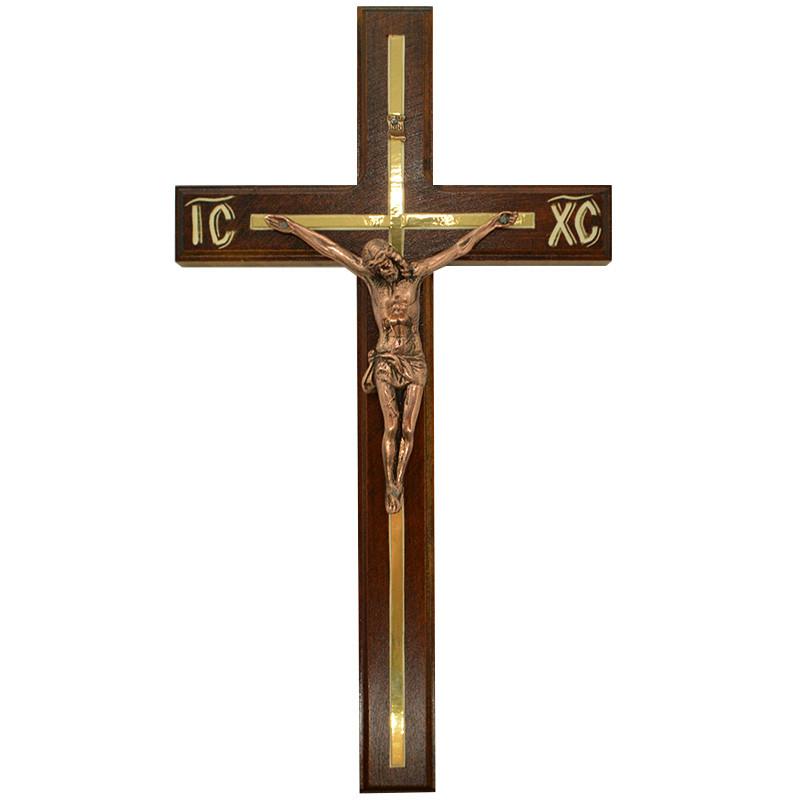 Резной крест 14