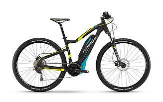 Электро-велосипед Haibike SDURO HardNine 5.0 400Wh 2017, рама 45см, черный