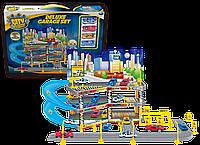 Игровой набор Dave Toy City Parking Парковка с подъемом (32037)