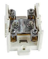 Клеммная колодка магистральная (проходимая) E.NEXT - 1х95 мм.кв./4х16 мм.кв.; латунный контакт