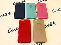 Переливающийся TPU чехол Sonic для iPhone 6 / 6S (4,7 дюйма) (5 цветов)