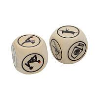 Игральные кубики для взрослых, фото 1