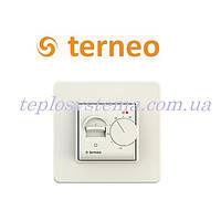 Терморегулятор для теплого пола TERNEO mex (белый), Украина