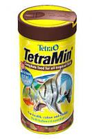 Tetra MIN 1 L - корм для всех декоративных аквариумных рыб
