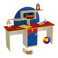 Детский игровой стол для ИЗО, фото 1