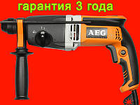 Прямой перфоратор AEG KH 26 E SDS-plus 2,5 Дж