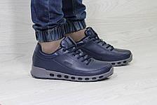 Мужские кроссовки Ecco Biom,темно синие 44р, фото 2