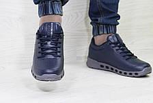 Мужские кроссовки Ecco Biom,темно синие 44р, фото 3