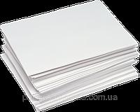Бумага упаковочная целюлозная силиконизированная жиростойкая 400*600мм 1000шт (1212) белая
