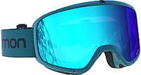Горнолыжная маска Salomon Goggles four seven hawai sf/uni. m.blu (MD)