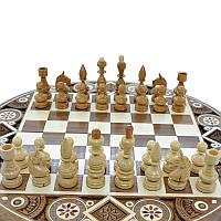 """Деревянные шахматные фигуры """"Класические"""" №1. Ручная работа"""