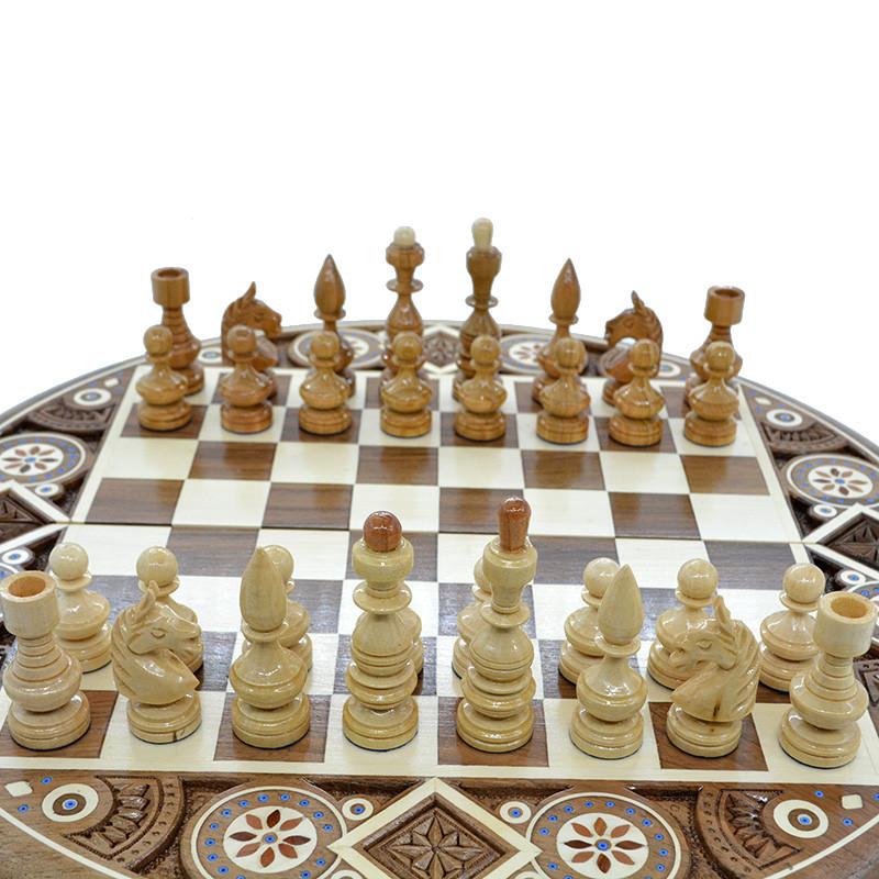деревянные шахматные фигуры класические 1 ручная работа купить в
