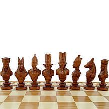 """Деревянные шахматные фигуры """"Египет"""", фото 2"""