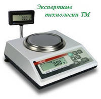 Ювелирные весы Axis серии A500R до 500 грамм, погрешность 0,01