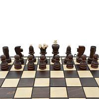"""Деревянные шахматные фигуры""""Амбасадор"""" №3, фото 1"""
