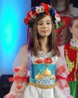 Украинка-Золотые купола ( эксклюзив ). 134-152 см. Детские карнавальные костюмы