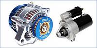 Ремонт и восстановление автомобильных генераторов и стартеров
