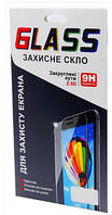 Защитное стекло (бронестекло) Glass для Samsung T210, T211 (0.3 мм 2,5D)