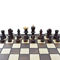 "Деревянные шахматные фигуры""Амбасадор"" №4"