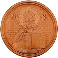 """Резная икона """"Иисус"""" 32 см"""