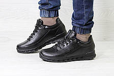 Мужские кроссовки Ecco Biom,черные, фото 3
