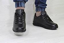 Мужские кроссовки Ecco Biom,черные, фото 2