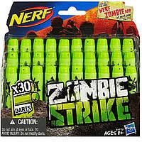 Патроны к Нерф Зомби страйк 30 штук - Nerf Zombie Strike 30-Dart Refill Pack
