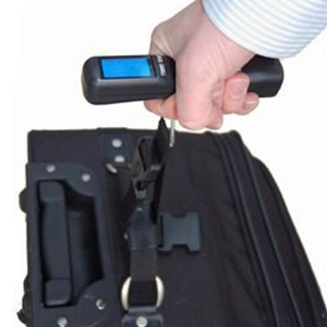 Весы для взвешивания багажа 40 kg