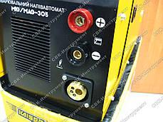 Сварочный инвертор полуавтомат Kaiser MIG-305 2в1, фото 2