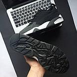Зимние кроссовки Puma Blaze of Glory Winter Shoes black/grey. Живое фото! Топ качество! (Реплика ААА+), фото 5