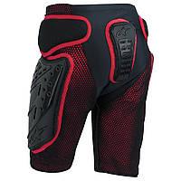 """Шорты Alpinestars BIONIC FREERIDE текстиль black\red """"L"""", арт. 650707 13, арт. 650707 13"""