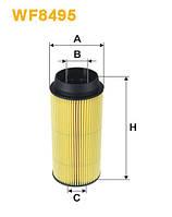 Фильтр топливный Iveco Daily IV, Daily V (пр-во Wix-Filtron) WF8495