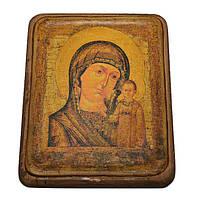 Икона Богородица Казанская XVI в.