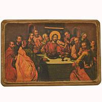 Икона Тайная вечеря, XVIII в, фото 1