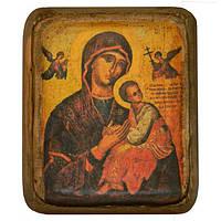 Икона Богородица Неустанной Помощи ХV в.
