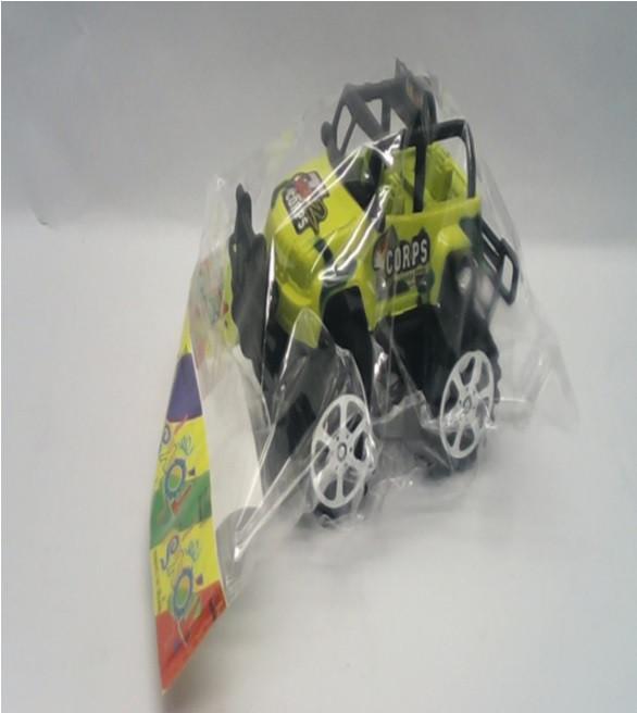 Машина інерційна джип 853-19