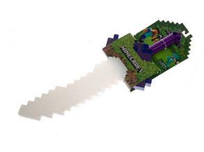 Меч Minecraft - Піксельний
