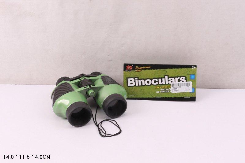 Бинокль 8529С1 (6х30) игрушка