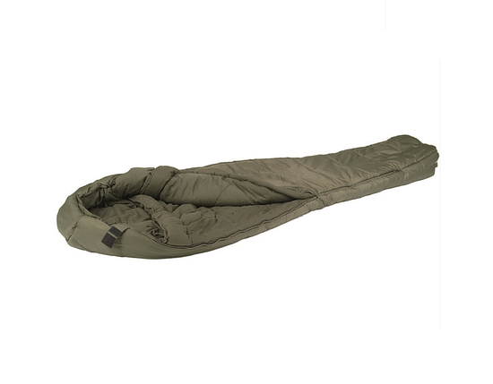 Спальный мешок 2-х слойный до -20°C MilTec 3D Hollowfibre Olive 14113601, фото 2