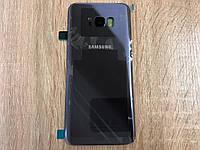 Крышка задняя Samsung SM-G955 Galaxy S8 Plus Duos,Серая Orchid Grey оригинал!