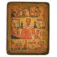 Икона Святой Николай ХVII в.