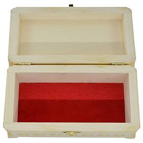 Скриня різьблена, з міддю 96, фото 2