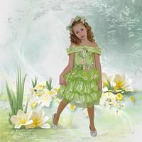 Весна-2. 110-122 см. Детские карнавальные костюмы