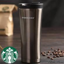 Термокружка старбакс Starbucks 500 мл Black