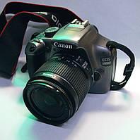 Фотоаппарат Canon EOS 1100D+18-55mm IS II