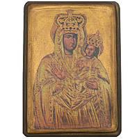 Икона Зарваницкой Богородицы XIII в.