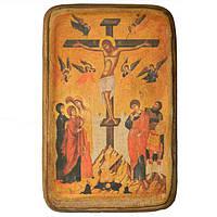 Икона Распятие ХVII в., фото 1