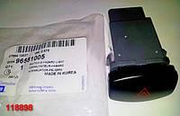 Кнопка аварийной сигнализации Лачетти (х/б+универсал) GM